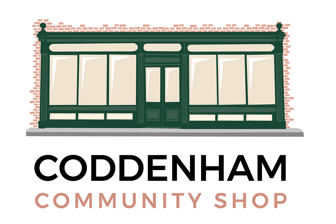 Coddenham Shop Logo