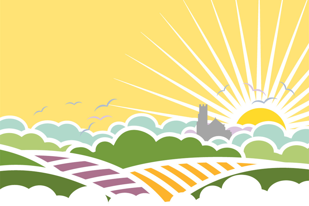 Coddenham Parish Identity Logo