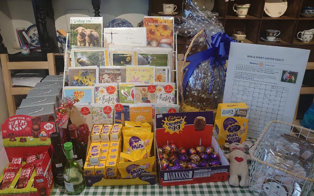 Easter at Coddenham Community Shop