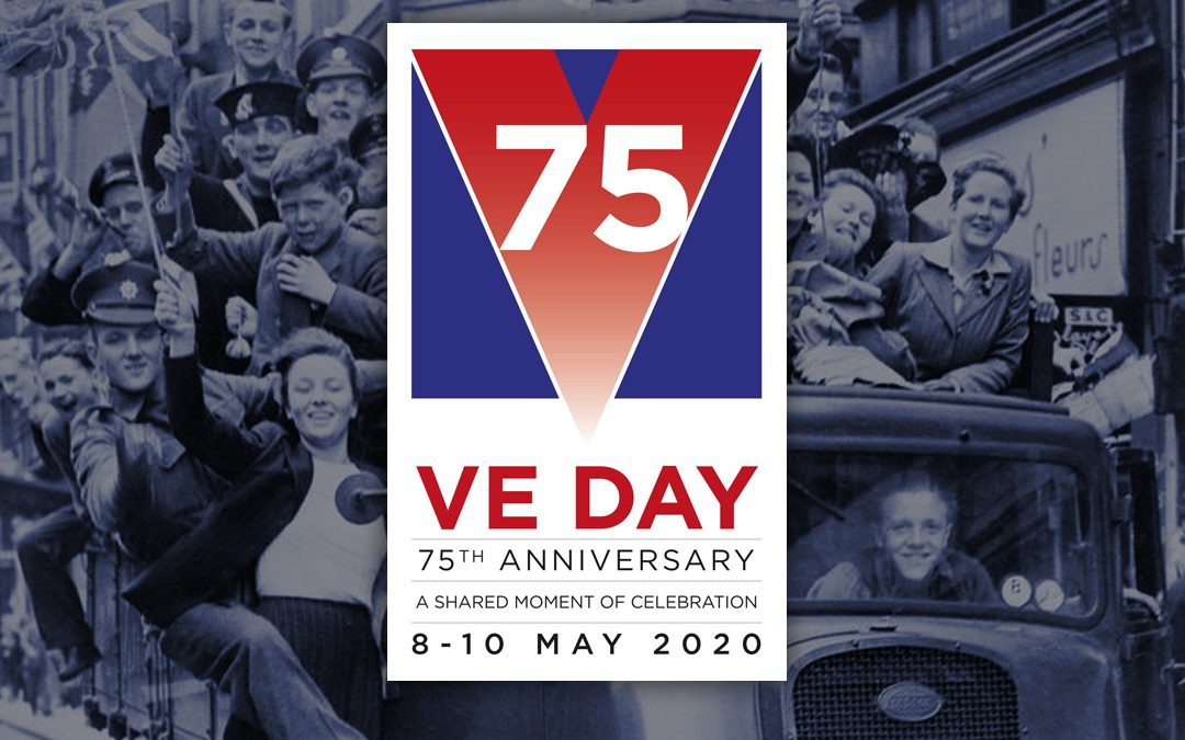 Day Foundation Residents Celebrate VE Day