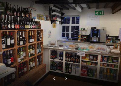 Coddenham Village Shop Inside Views