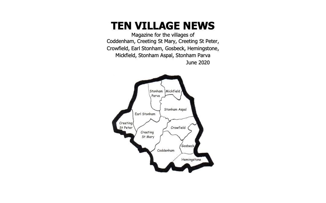 Full Edition of Ten Village News – June – Now Available For Download!