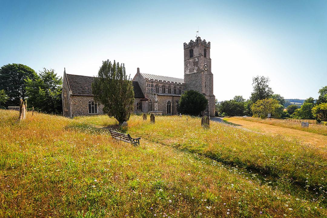 St Marys Church Coddenham Suffolk