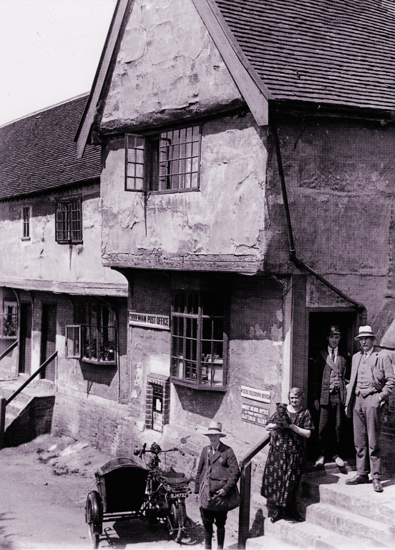 Pre 1929 Post office Coddenham