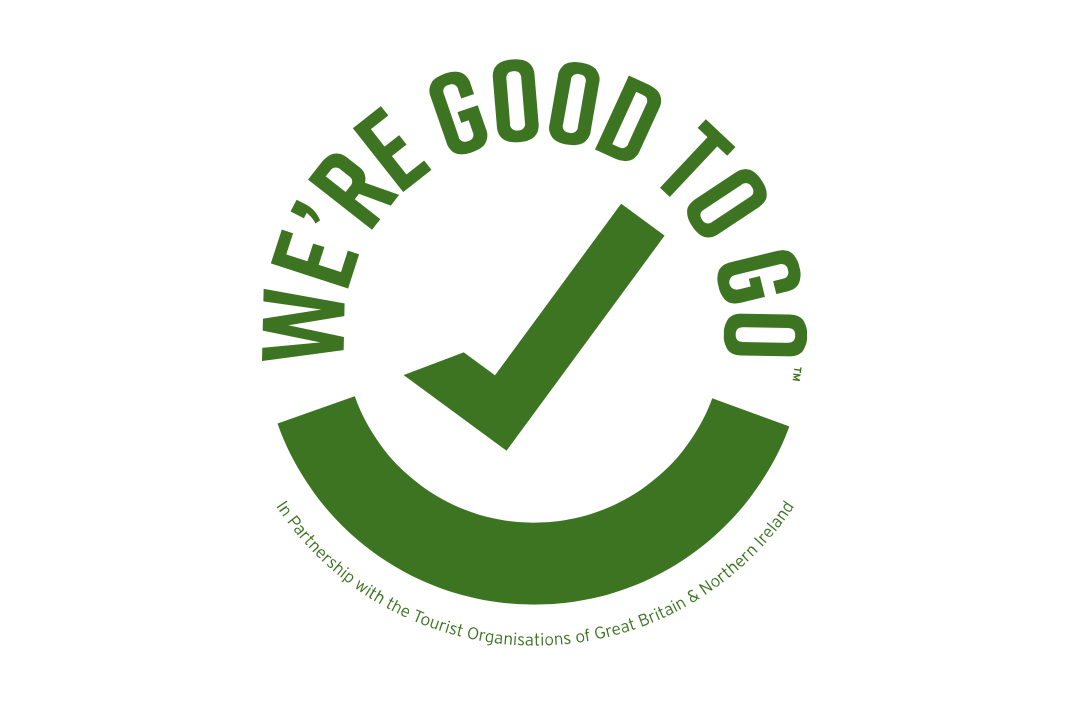 Covid-19 Safe Good to Go award logo