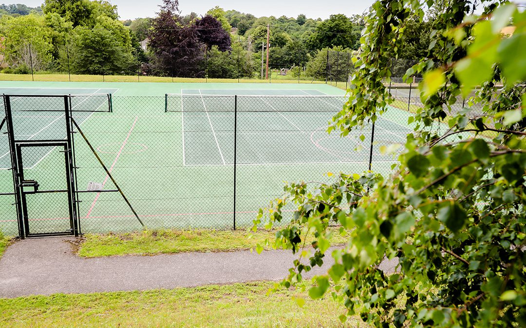 Anyone For Tennis Today?
