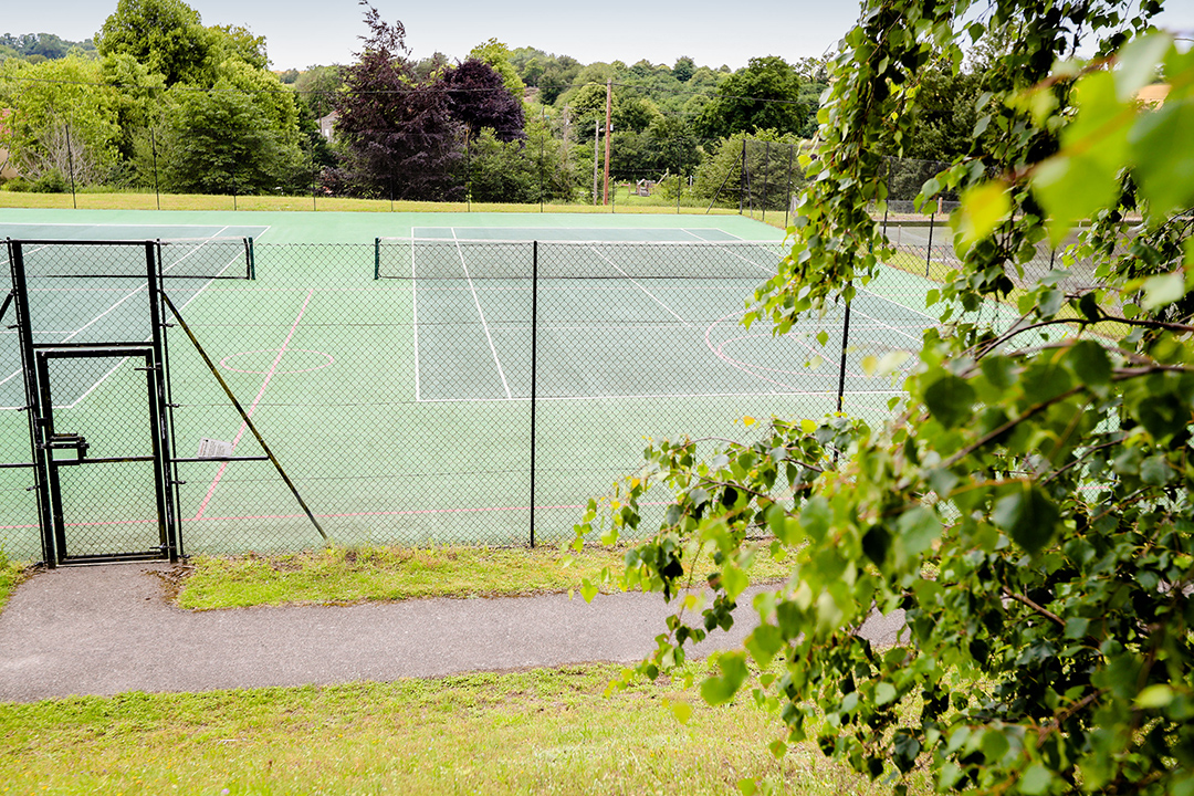 The Coddenham Centre Tennis Courts