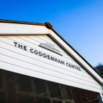 The Coddenham Centre Entrance