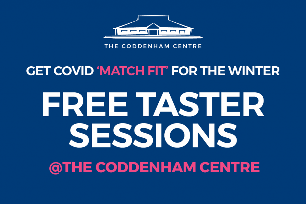 Free Health and Wellness at the Coddenham Ntre,bSuffolk