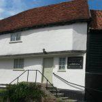 Coddenham Country Club front view portrait
