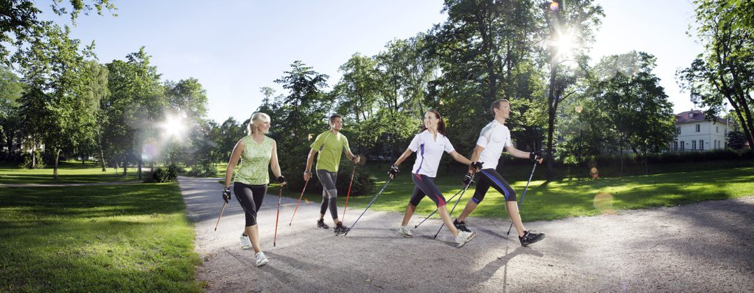 Nordic Walking – Free Taster Session – The Coddenham Centre – This Saturday.