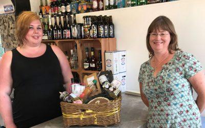 Coddenham Community Shop Birthday Celebrations