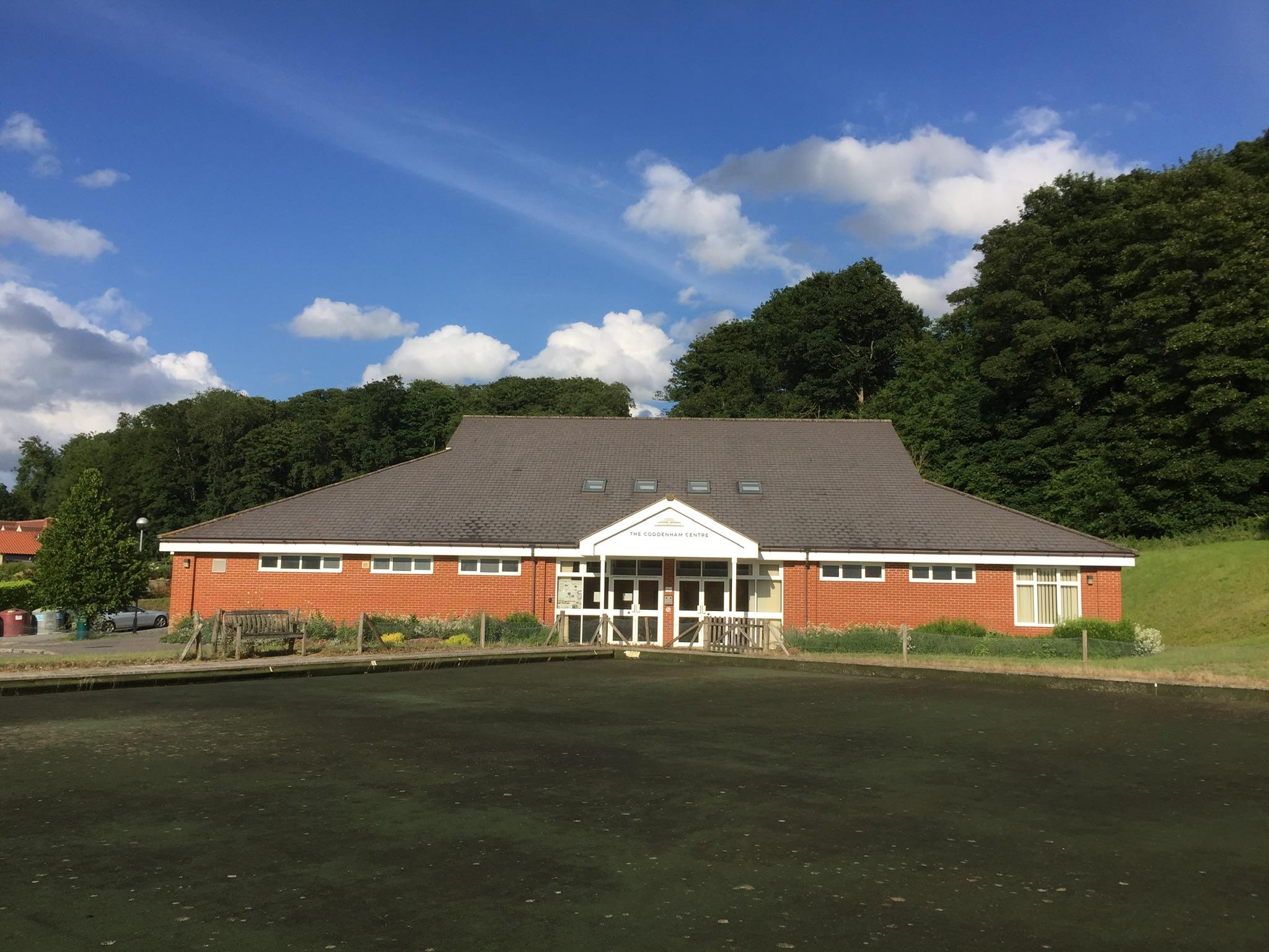 The Coddenham Centre front view