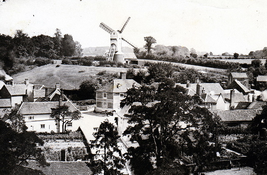 Old image of Coddenham Windill