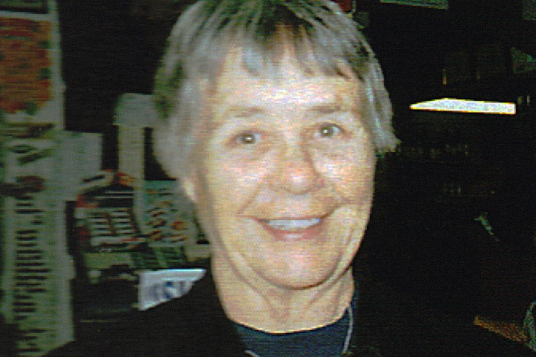 Sylvia Harris
