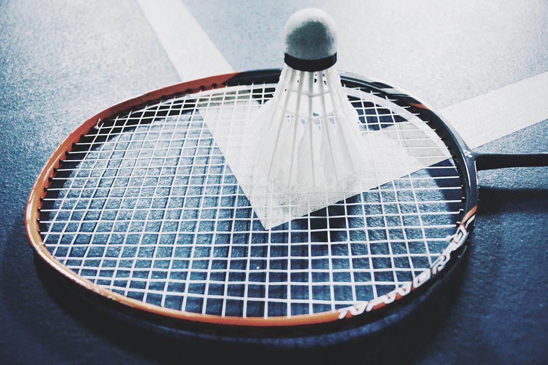 Bandminton racket