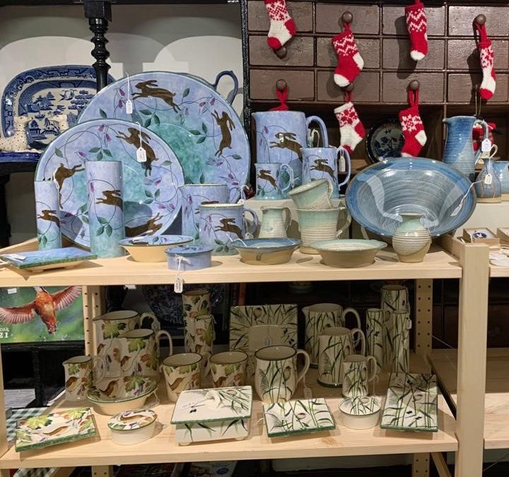 Christmas Gifts @ Coddenham Community Shop