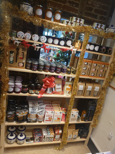 Fabulous Gifts for Foodie Friends at Coddenham Community Shop