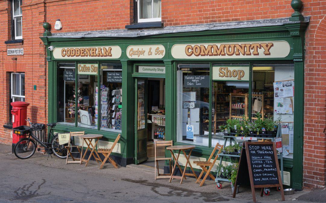 Christmas @ Coddenham Community Shop