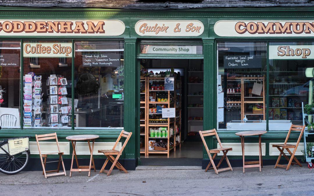 Coddenham Community Shop – May Bank Holiday Opening