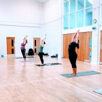 Yoga Class with Lucy at the Coddenham Centre