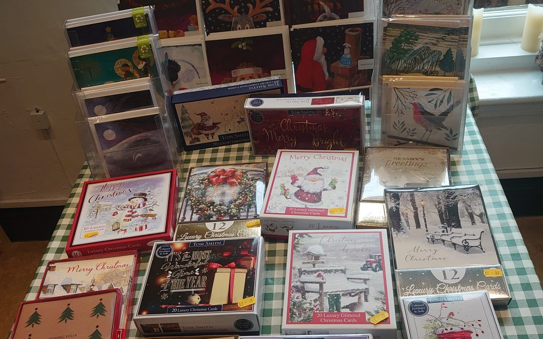 Christmas @Coddenham Community Shop