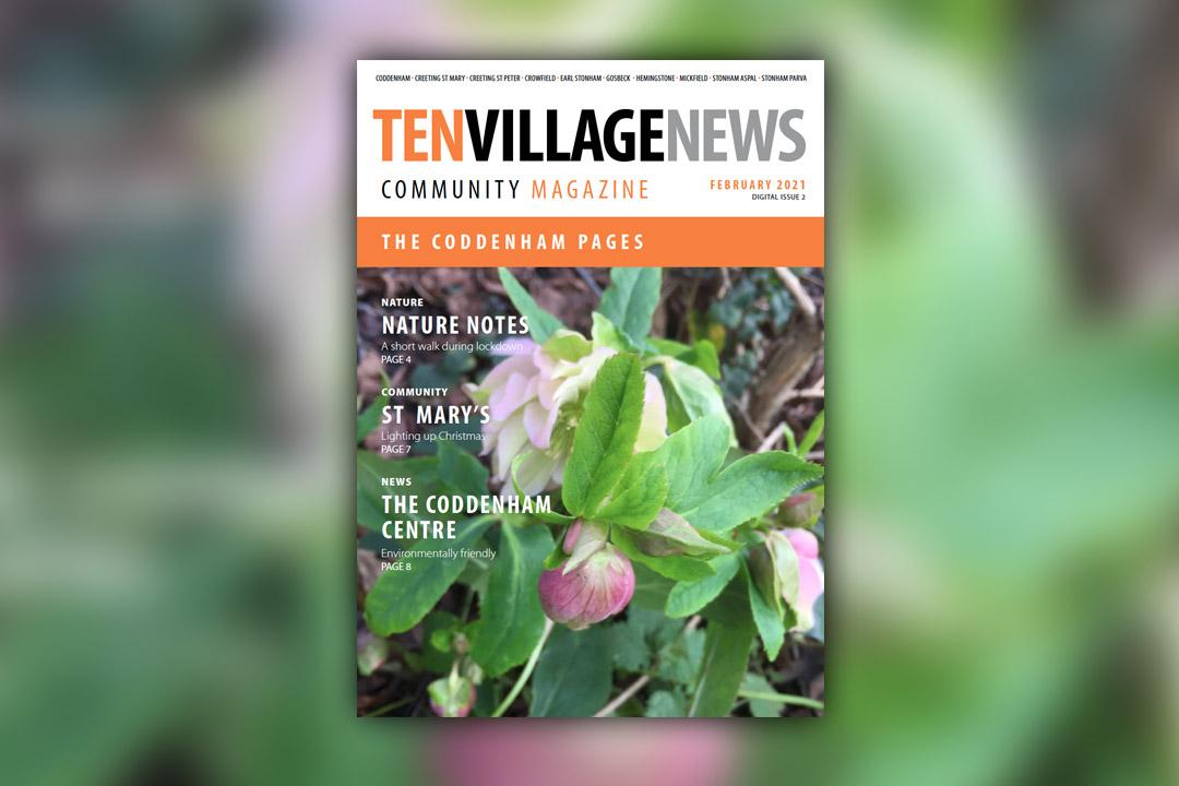 Ten Village News Digital Edition2 Cover Image