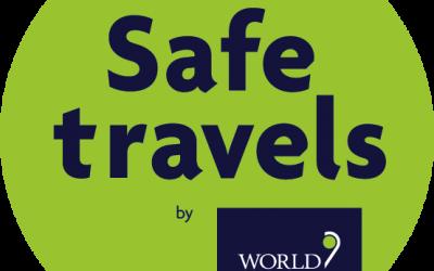 Safe Travels Accreditation for Coddenham Community Shop