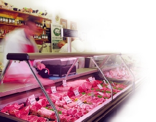 New Meat and Pastries supplier at Coddenham Community Shop