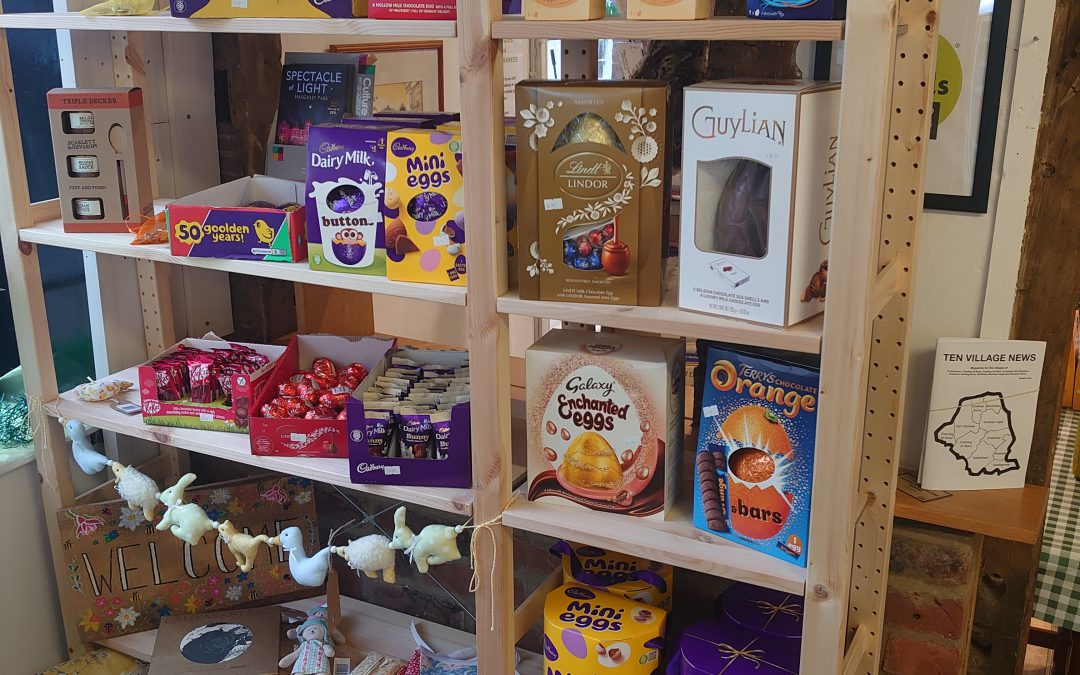 Easter at Coddenham Community Shop