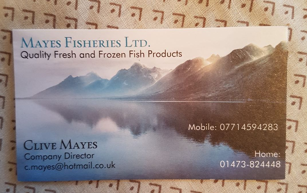Coddenham Shop Welcomes Back Mayes Fisheries