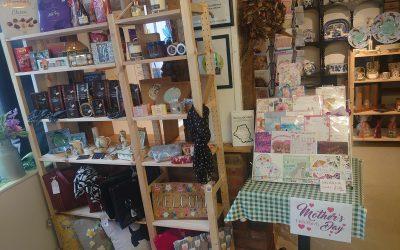 Mother's Day at Coddenham Community Shop