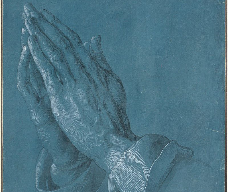 Pray Alone – From The Rectory