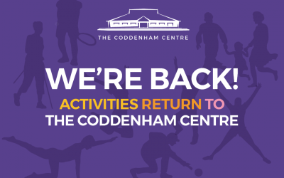 The Coddenham Centre Activities Underway and in the News (again).