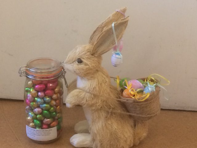Easter Fun at Coddenham Community Shop