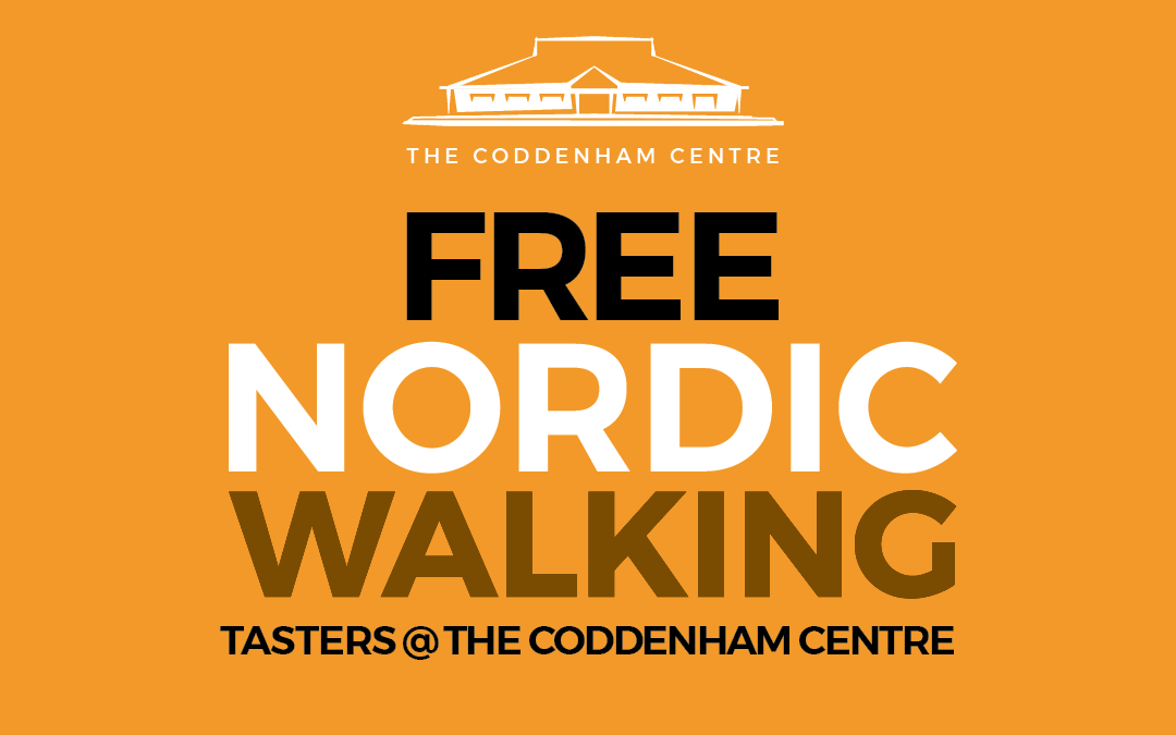 Nordic Walk or try a Free Taster, this Saturday!