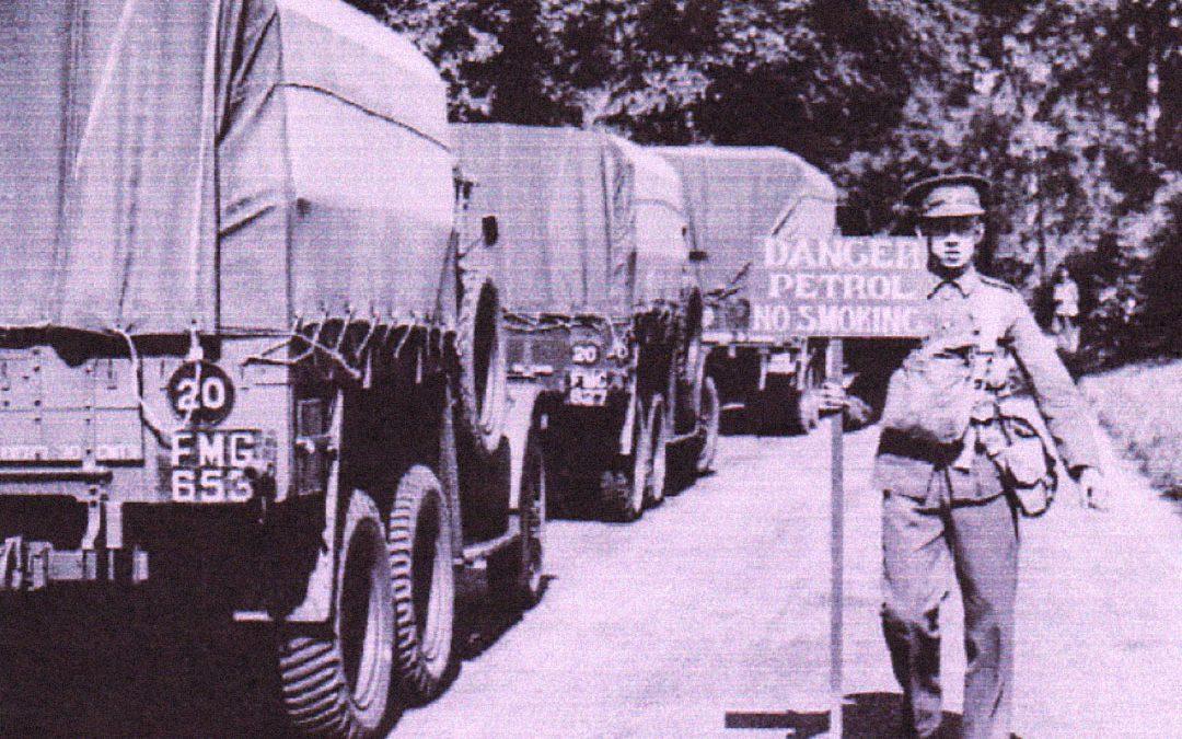 Coddenham History Club Adds New World War Two Records