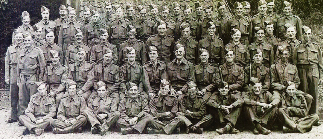 Charles Lockwood WW2 recollections