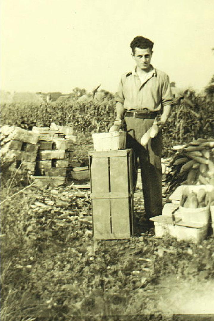 Toni Figliuolo WW2 recollections