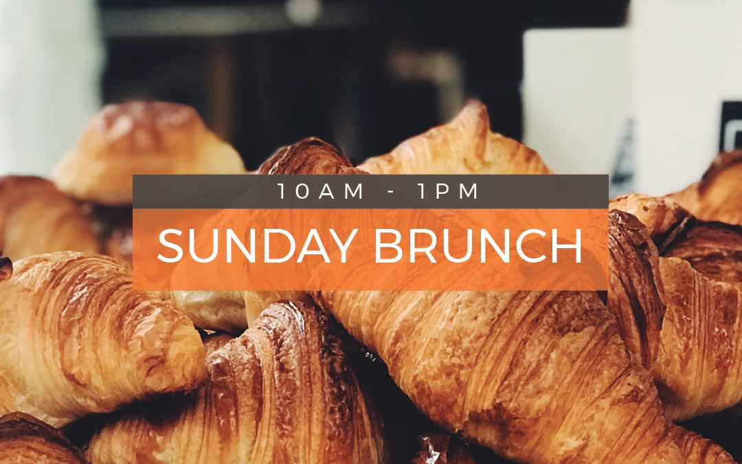Thank you for Another Successful Sunday Brunch!