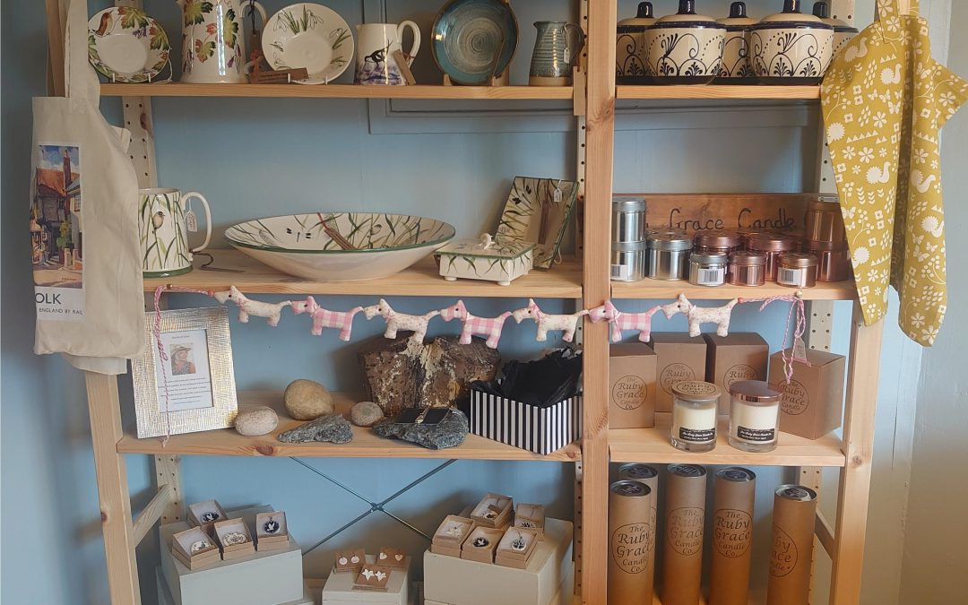 Gift and Craft Shop Reopened!