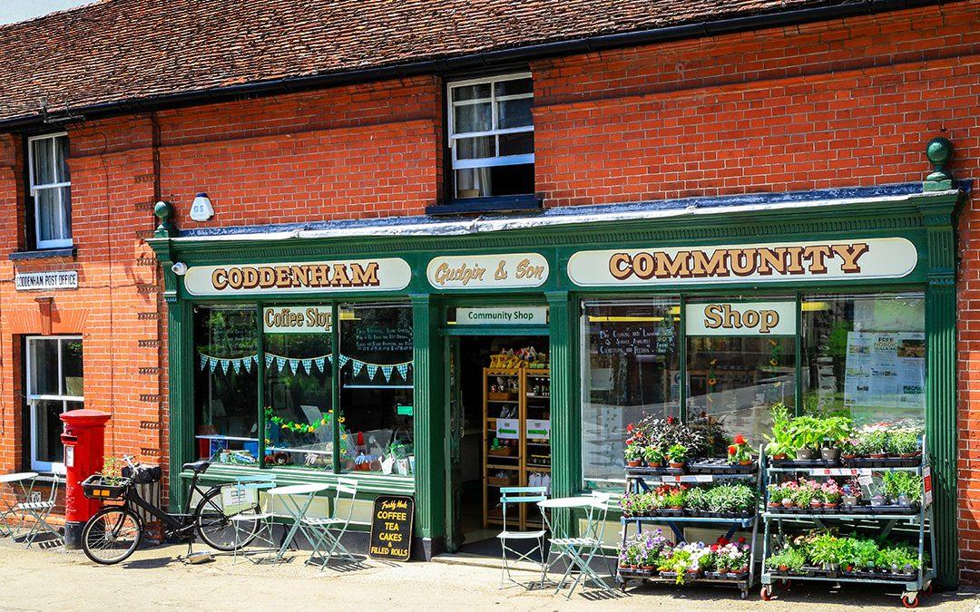 Coddenham Community Shop – Bank Holiday Opening