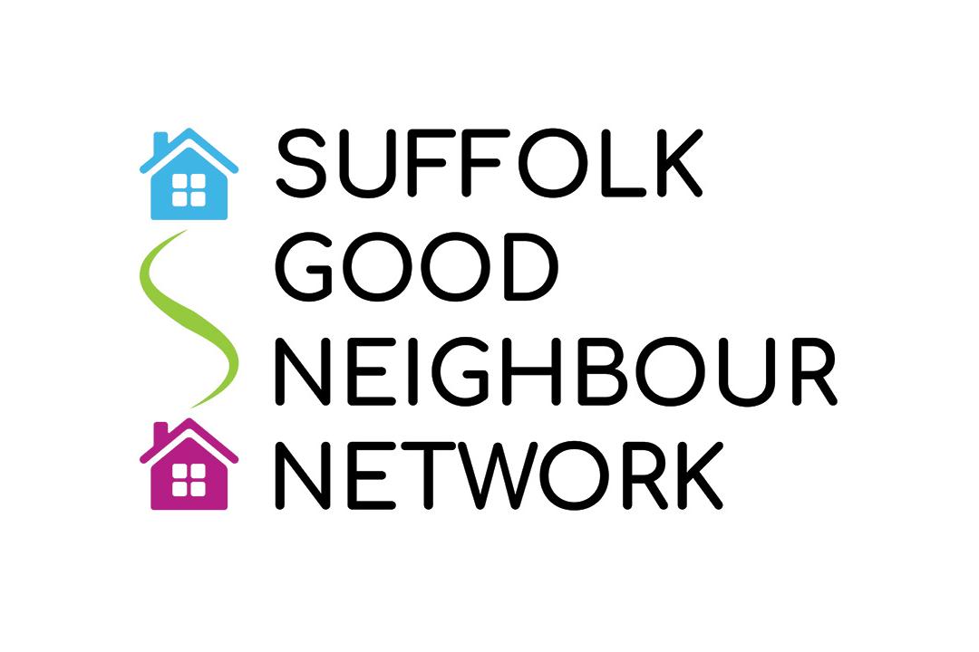 The Suffolk Good Neighbour Network Logo in Coddenham