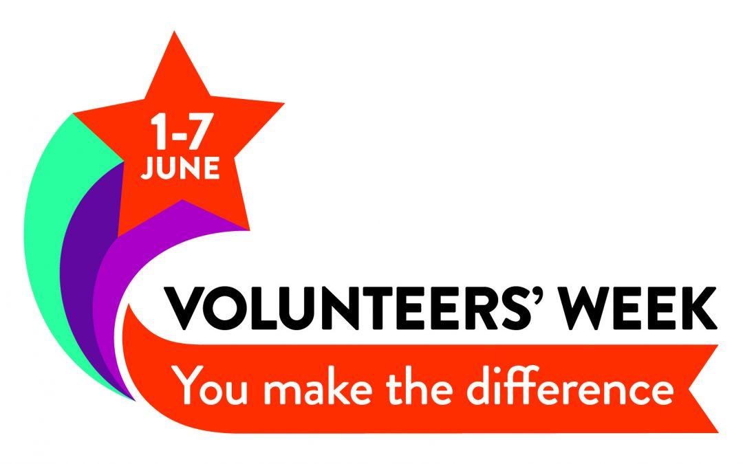 Celebrating Volunteers Week here at CCS