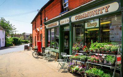 Community Shop Stocktake Closure Thursday 30th September