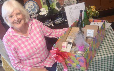 Coddenham Community Shop Celebrates Its Second Birthday