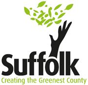 Green Suffolk Logo